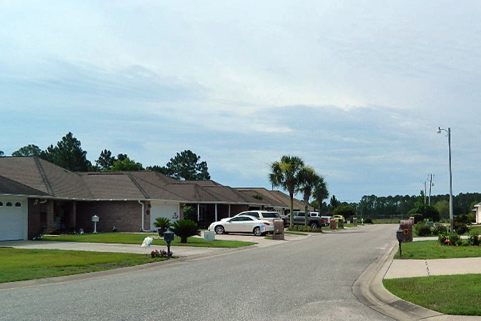 Windsor Villas 55  Housing Community near Pensacola, Florida