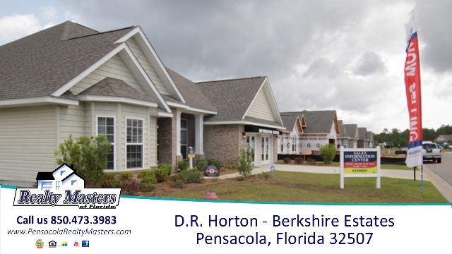 Berkshire Estates, New construction in Pensacola, Florida