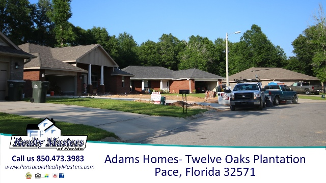 New Construction Homes for Sale in Pace, FL