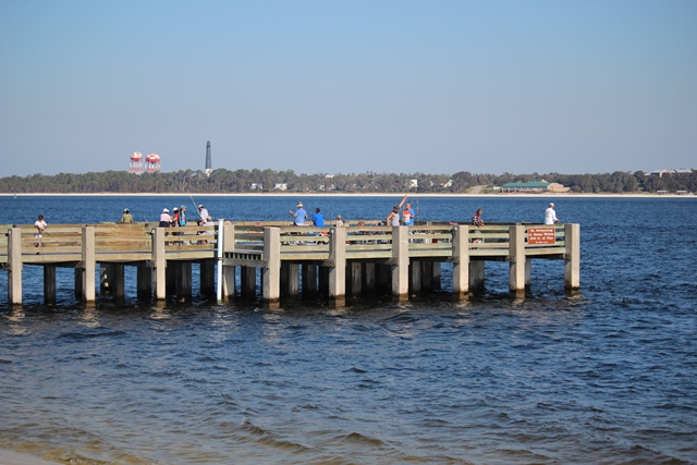 Best Fishing piers in Pensacola area
