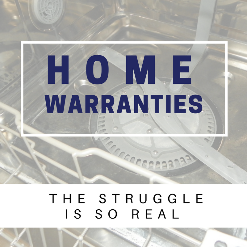 home warranties