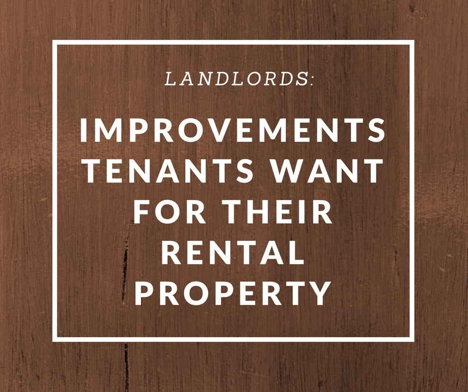 Improvements for rental properties Pensacola, Florida